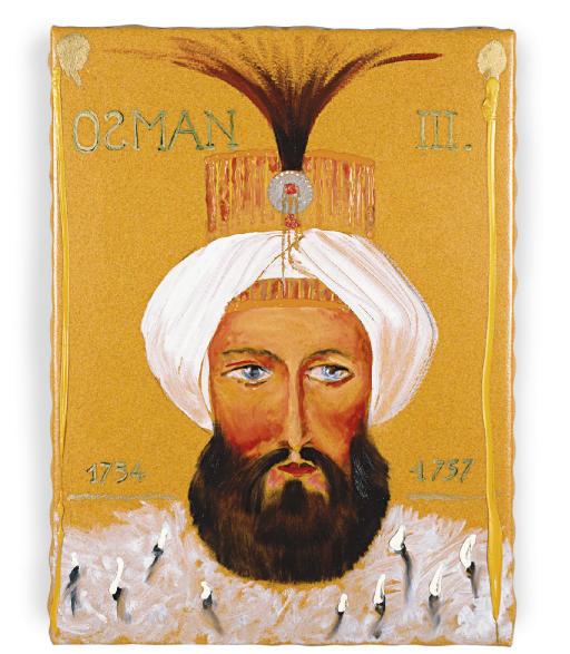 Osman III (1754-1757)