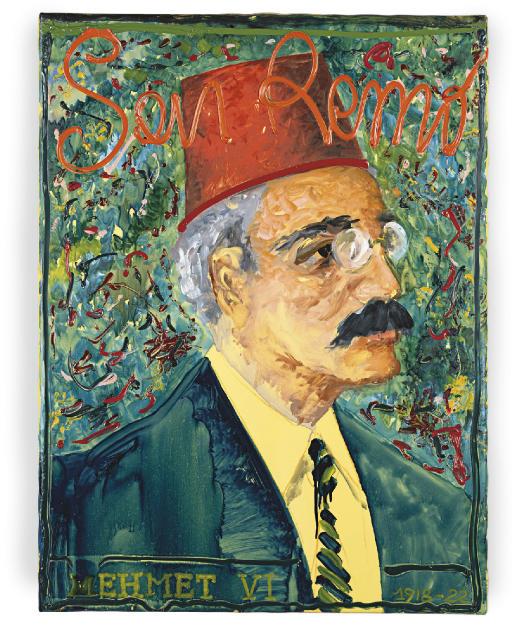 Mohammed VI Vahid Ed-din (1918-1922)