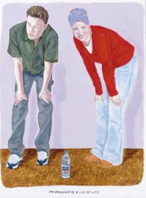 Markus Muntean and Adi Rosenbl