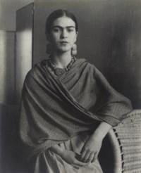 Frida Kahlo Rivera, 1931