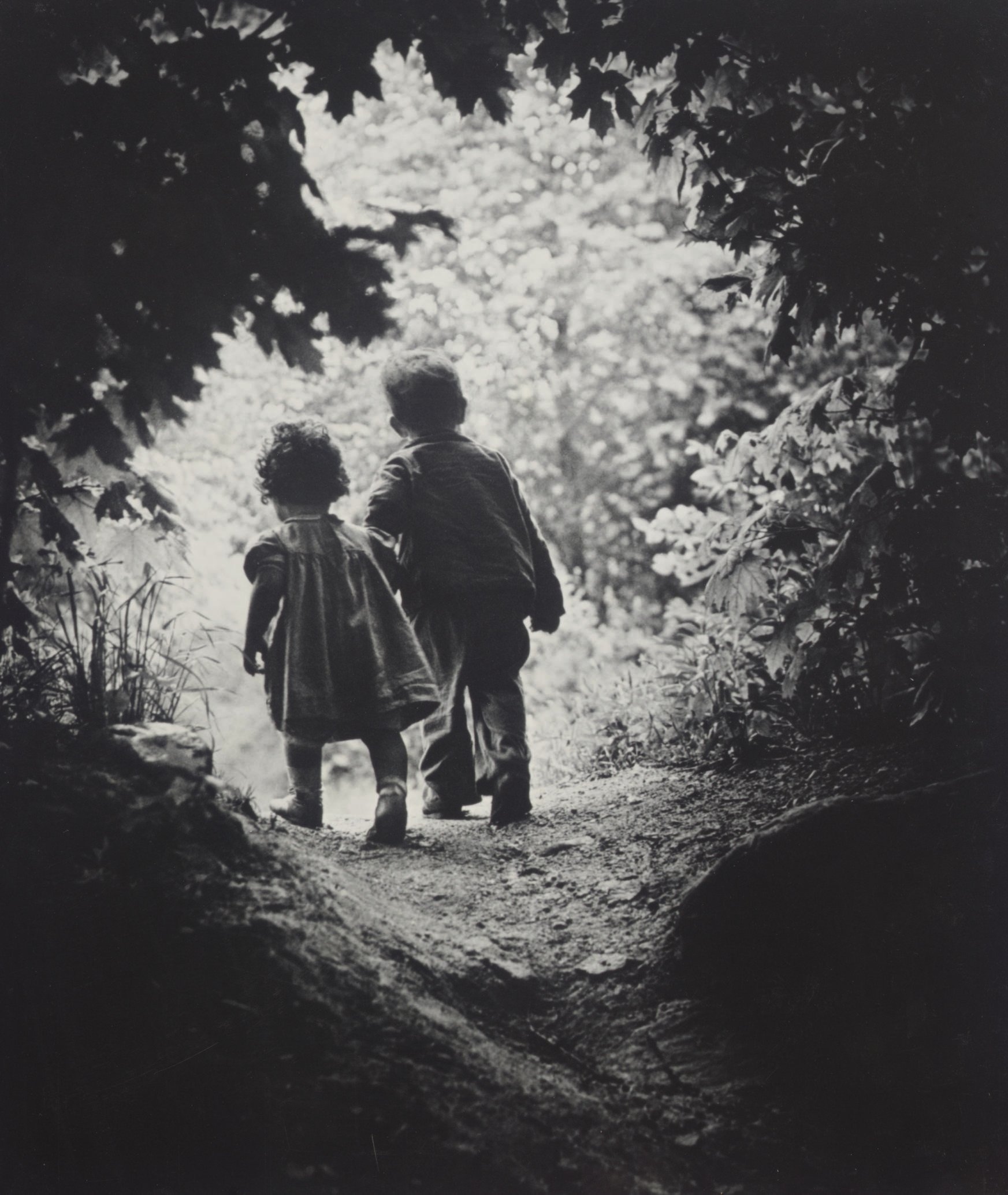The Walk to Paradise Garden, 1946
