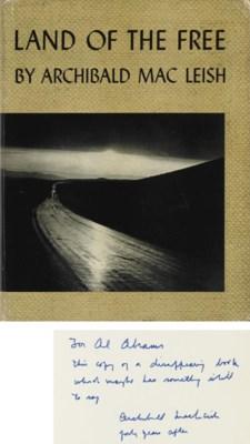 ARCHIBALD MACLEISH (ed.)