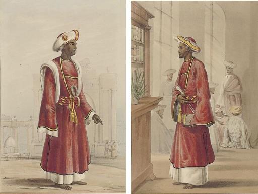 Two Portraits of aardaalis