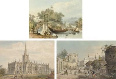 St. Paul's Cathedral in Kolkat