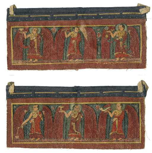 Two offering panels
