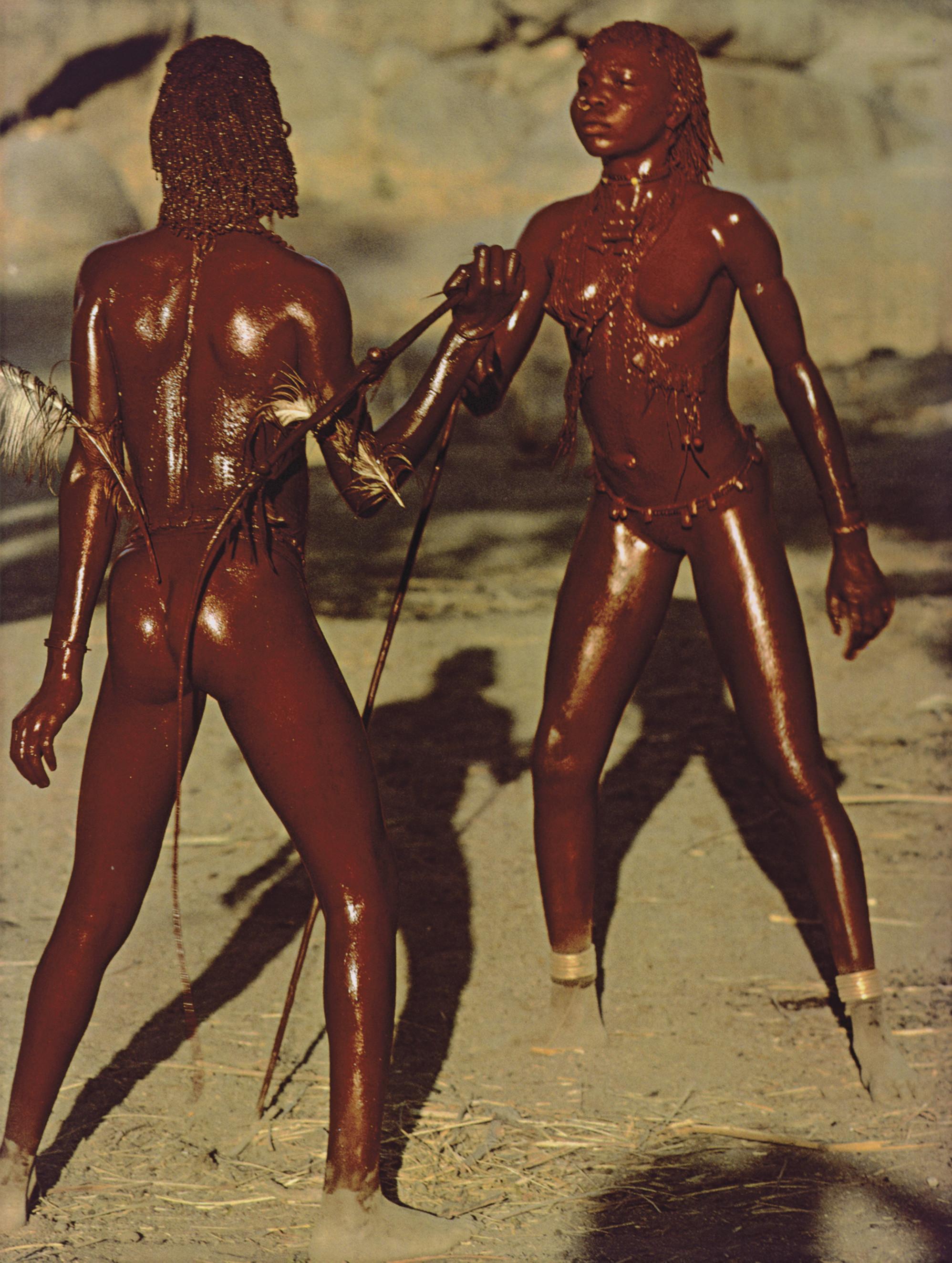 Die Roten Tänzerinnen, 1975