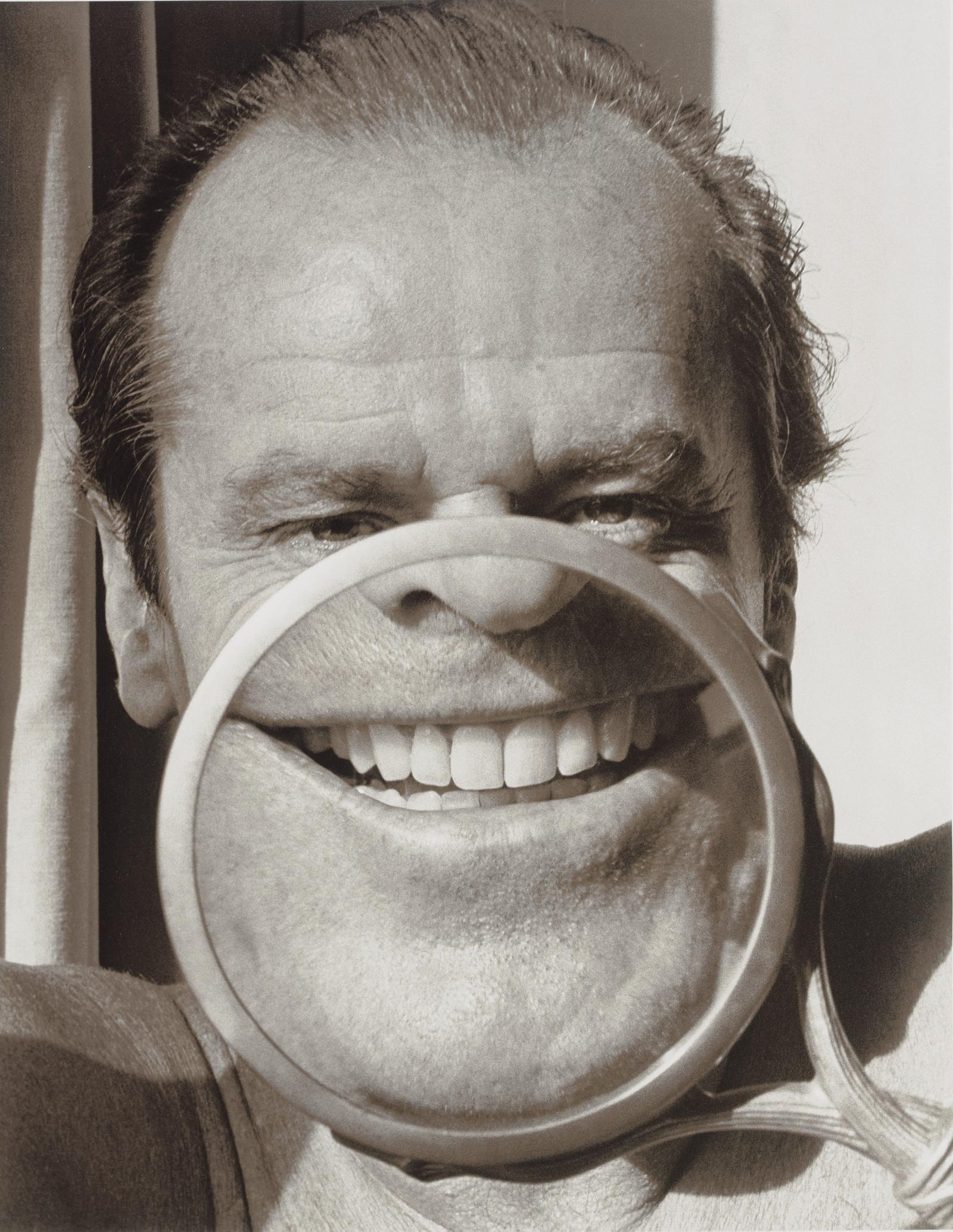 Jack Nicholson, Los Angeles, 1986