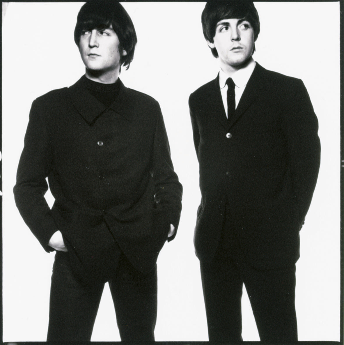 Lennon and McCartney, January 1965