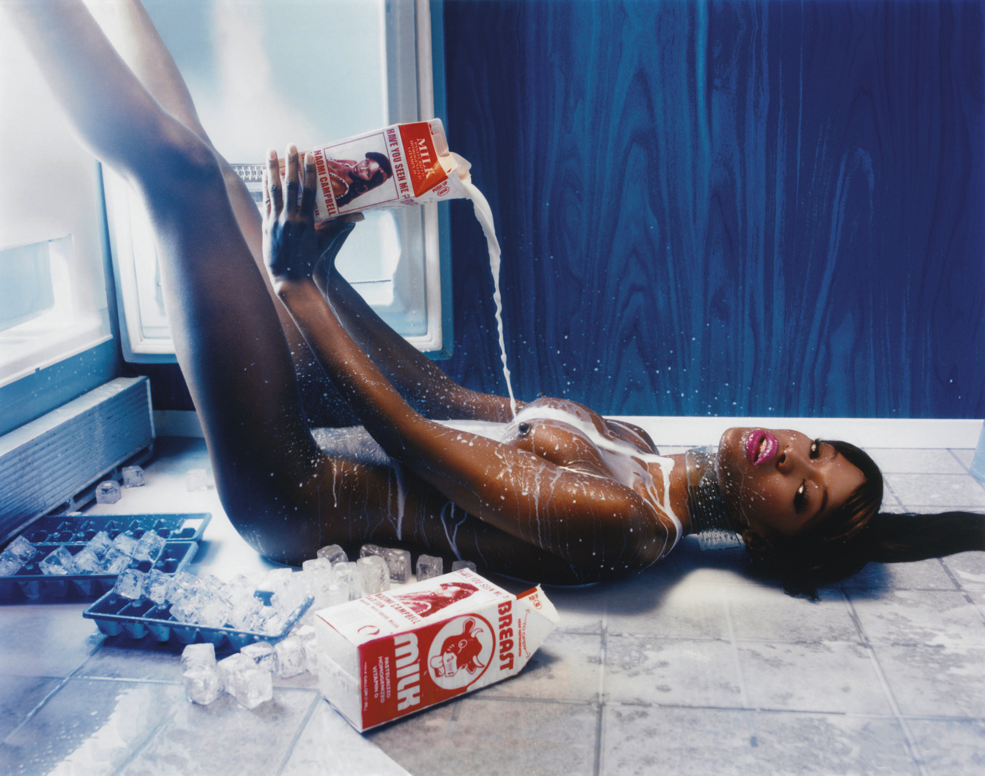 DAVID LACHAPELLE (B. 1964)