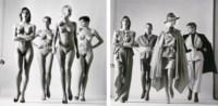 Sie Kommen (Naked and Dressed), Paris, 1981