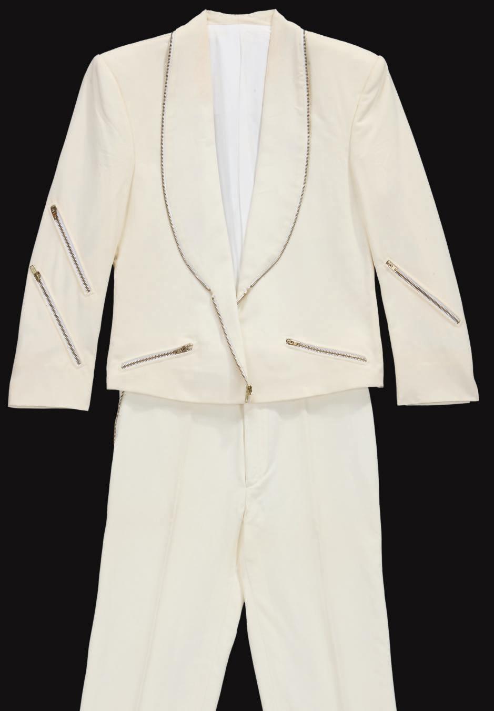 Zipper Suit