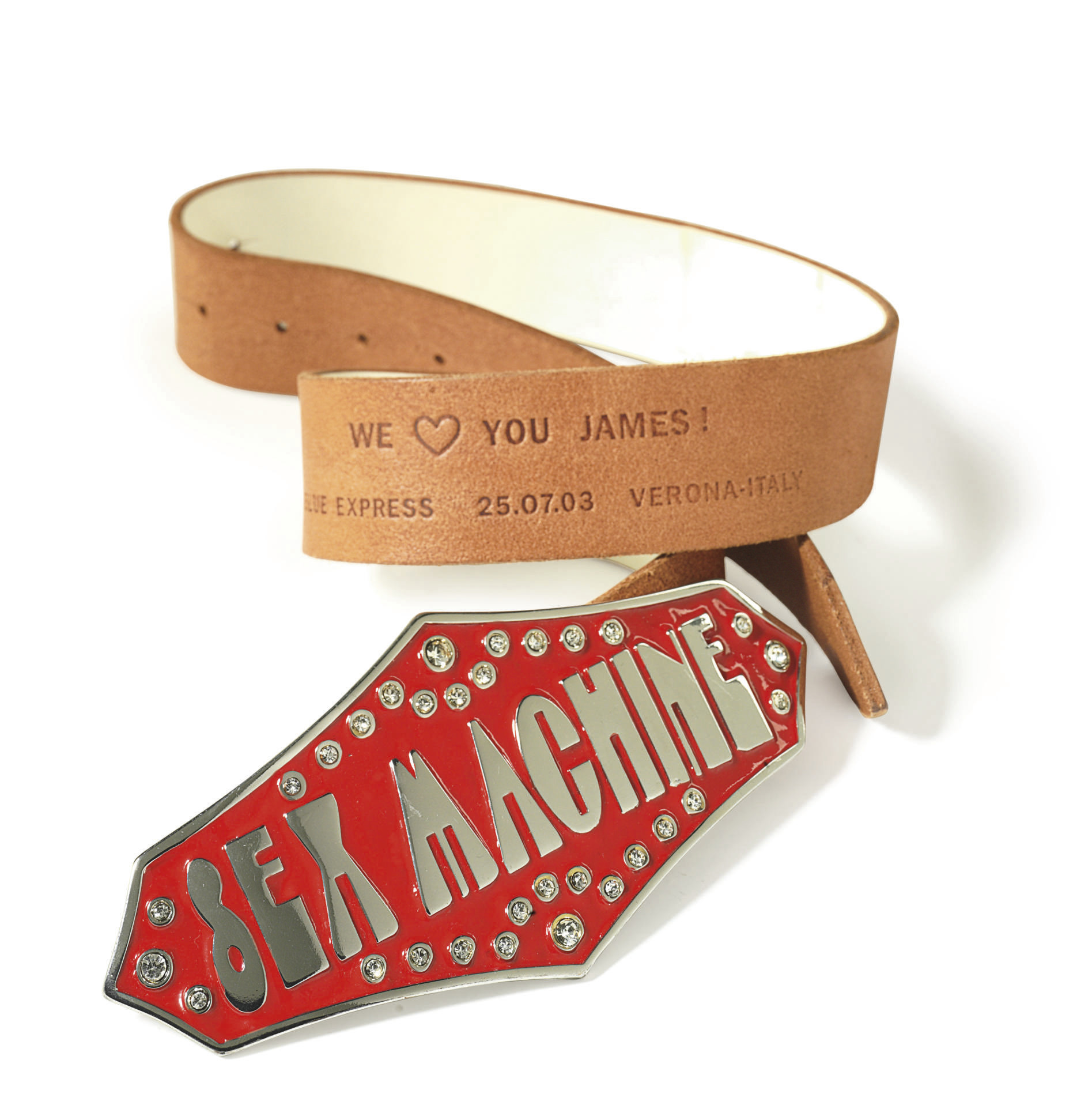 Sex Machine Belt