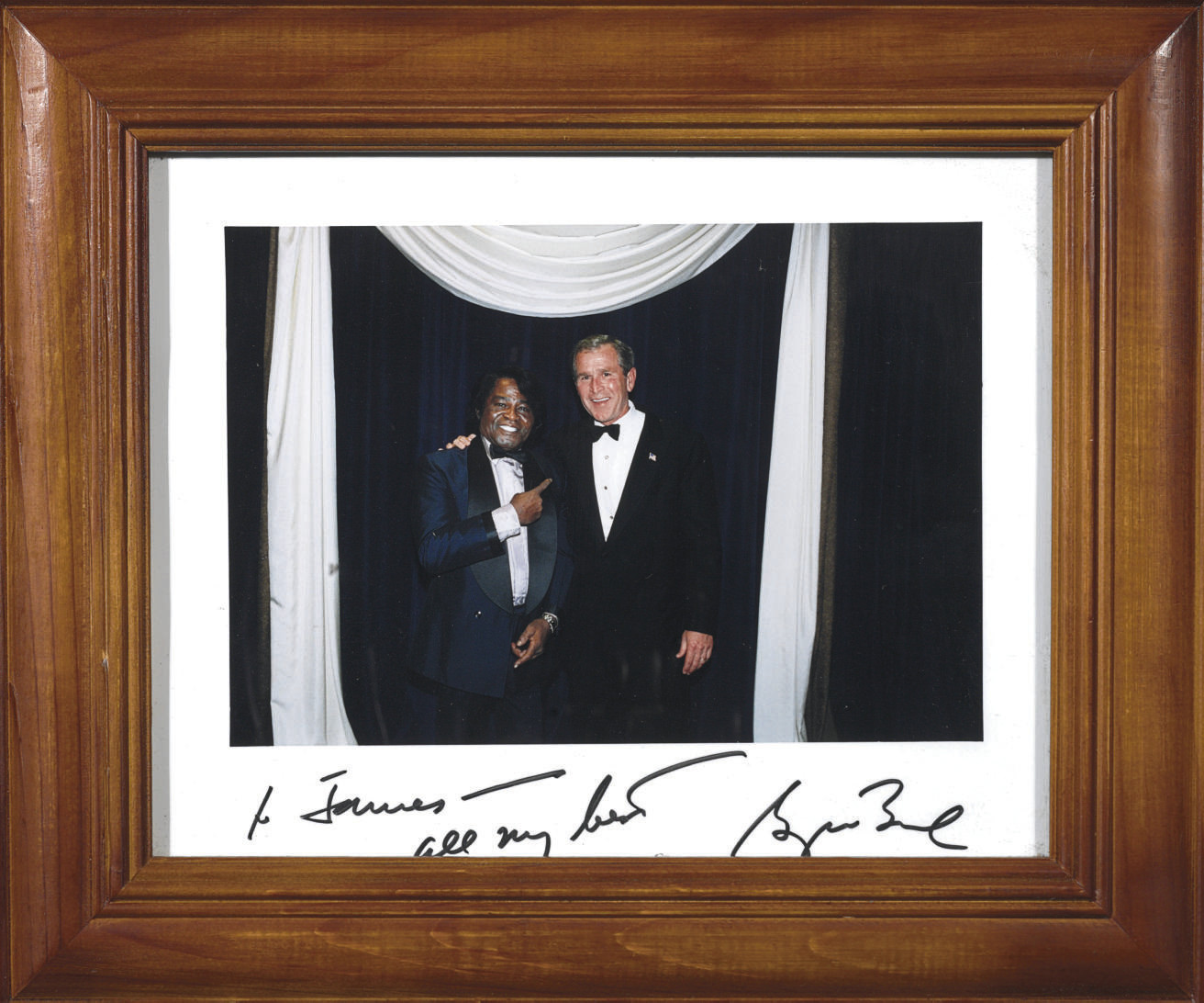 Presidential Signed Photograph