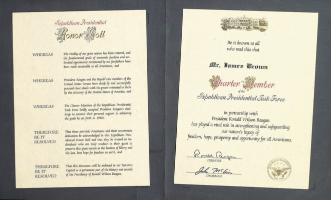 Presidential Honor Roll Certif