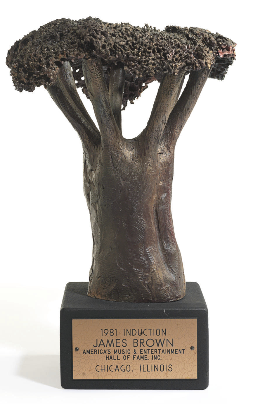 Induction Trophy