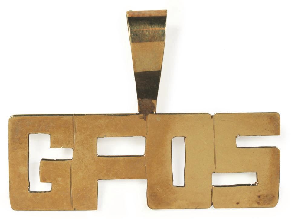 GFOS Pendant