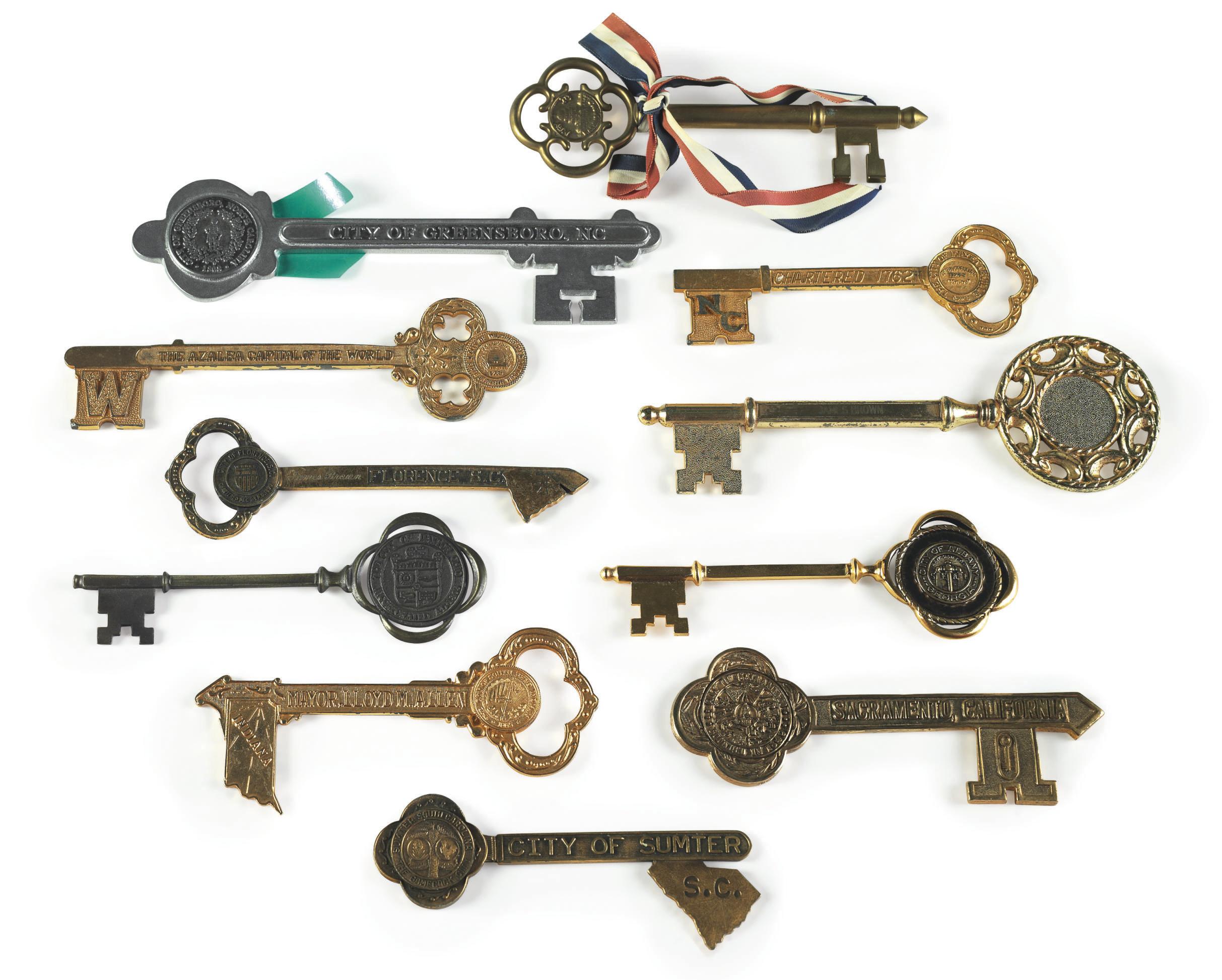 Keys to Cities