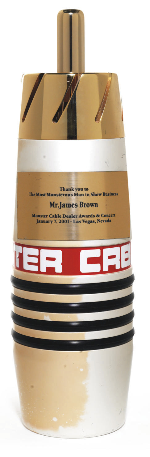 Monster Cable Award