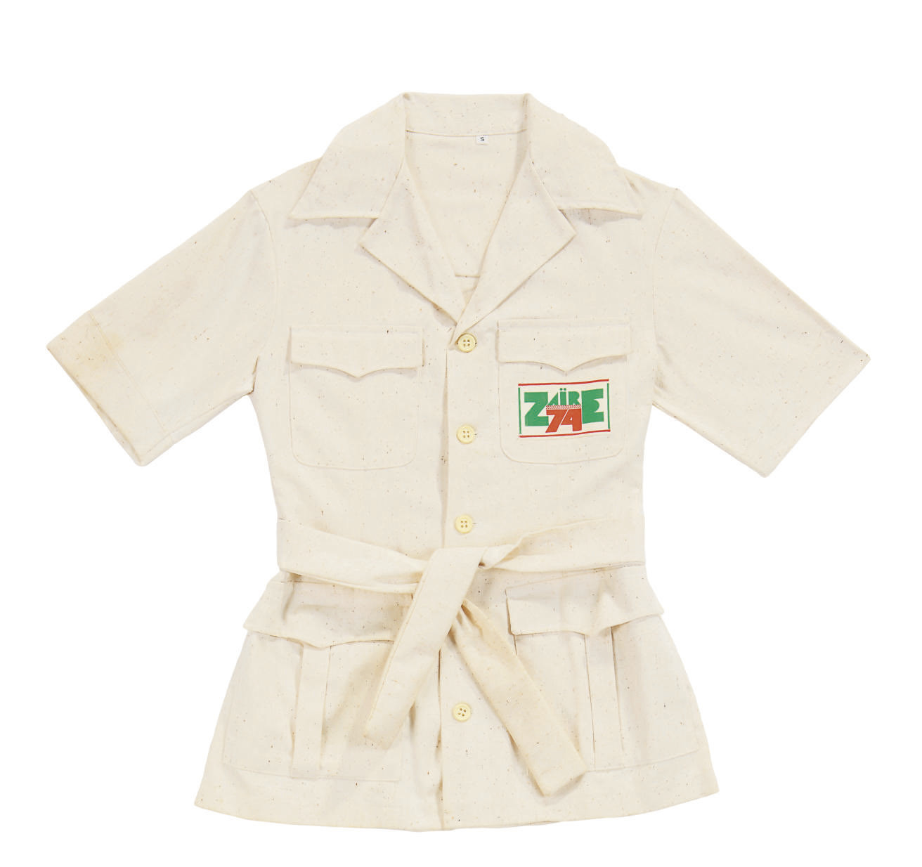 Zaire74 Short Coat