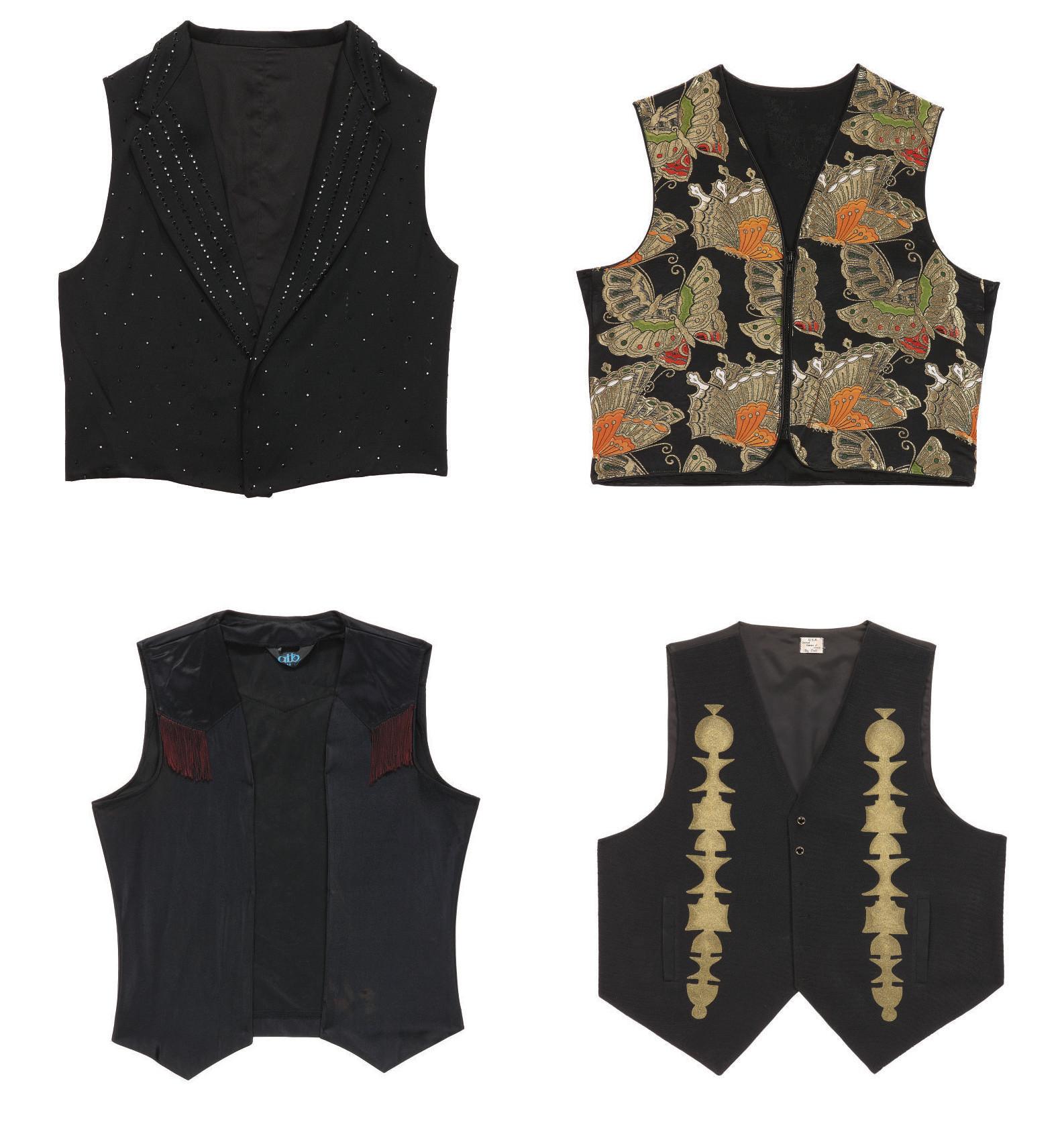 Black Vests