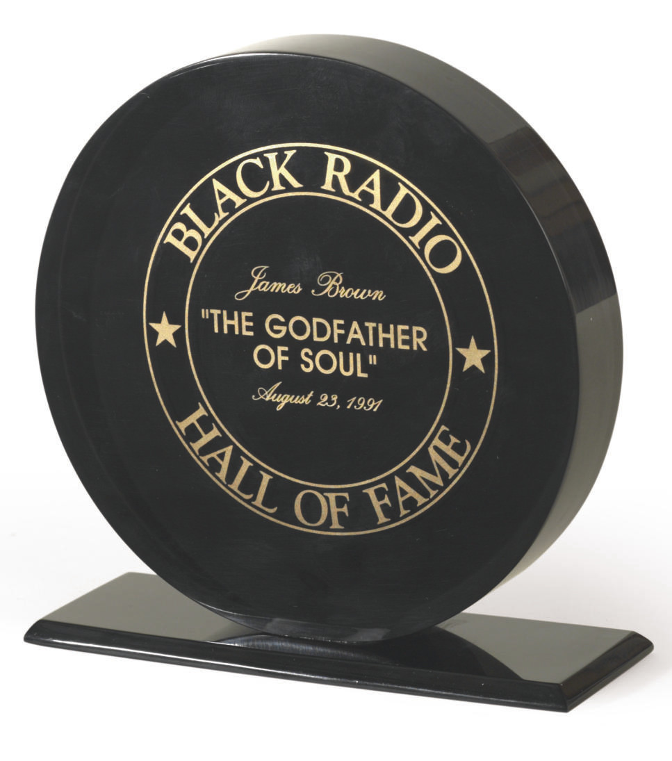 Black Radio Hall of Fame Award