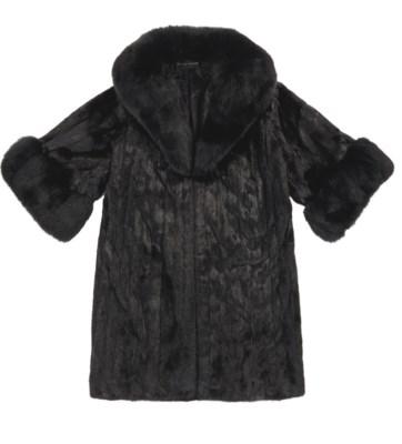 Ranch Mink Coat