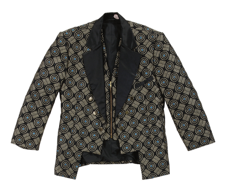 Black Jacket and Vest