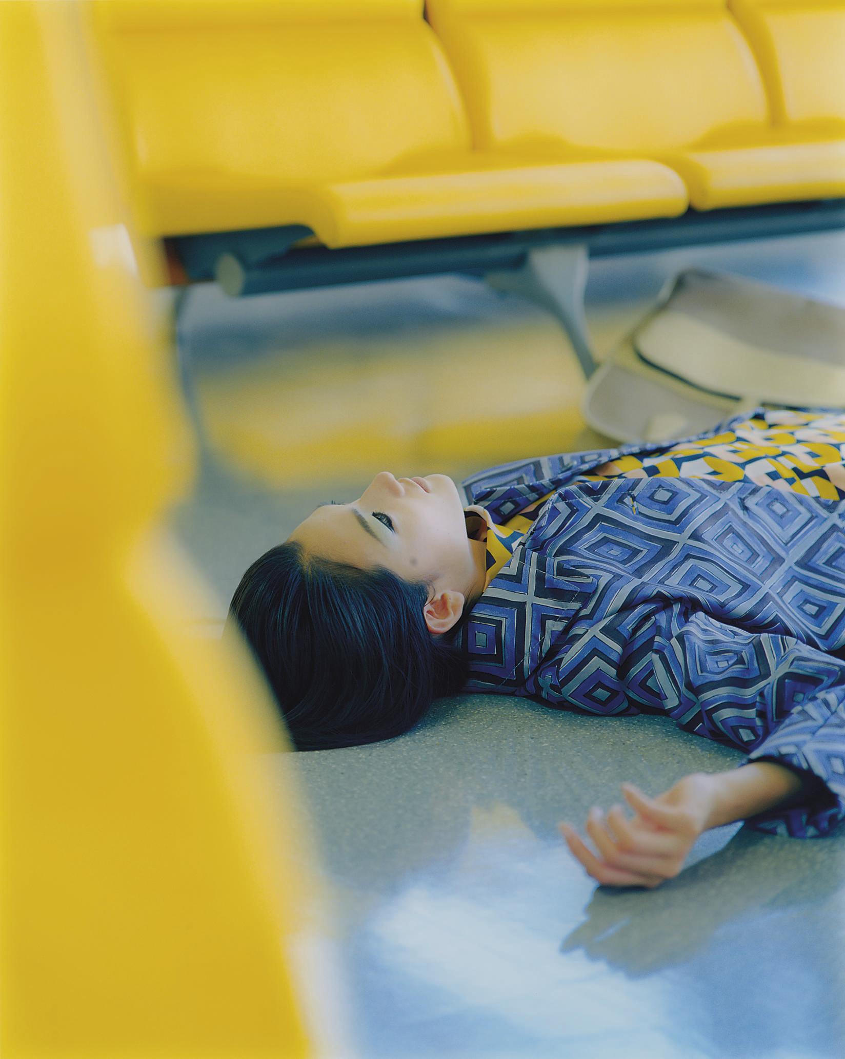 Tominaga Ai Wears Prada, 2003