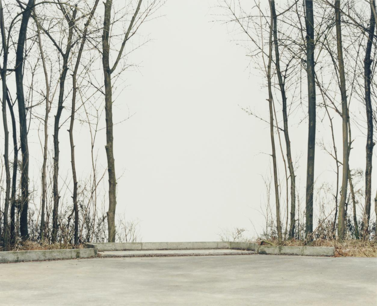 Aussichtsplattform, 1999