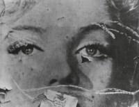 Marilyn Monroe Poster, N.Y.C., 1950s