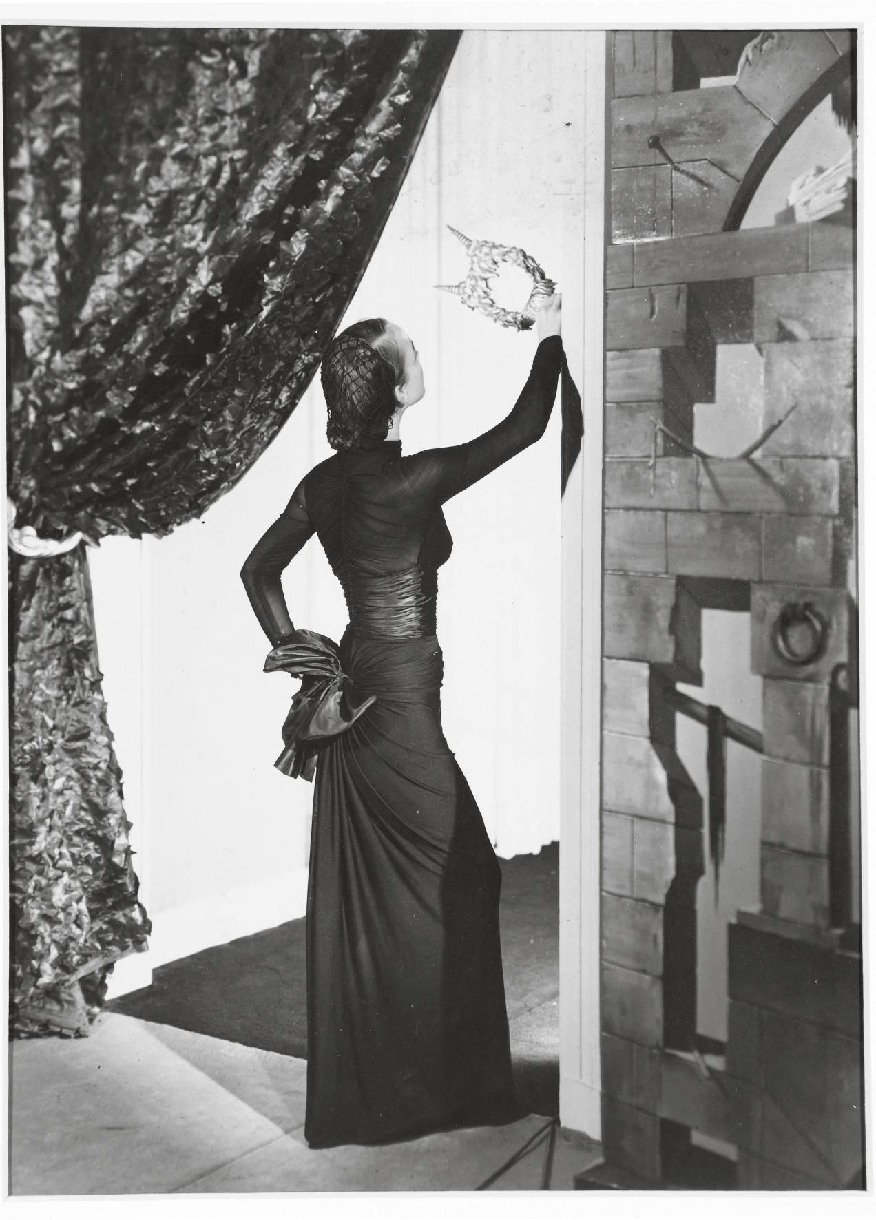 Fashion study, circa 1939-1940