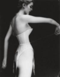 Fashion study, for Harper's Bazaar, 1951
