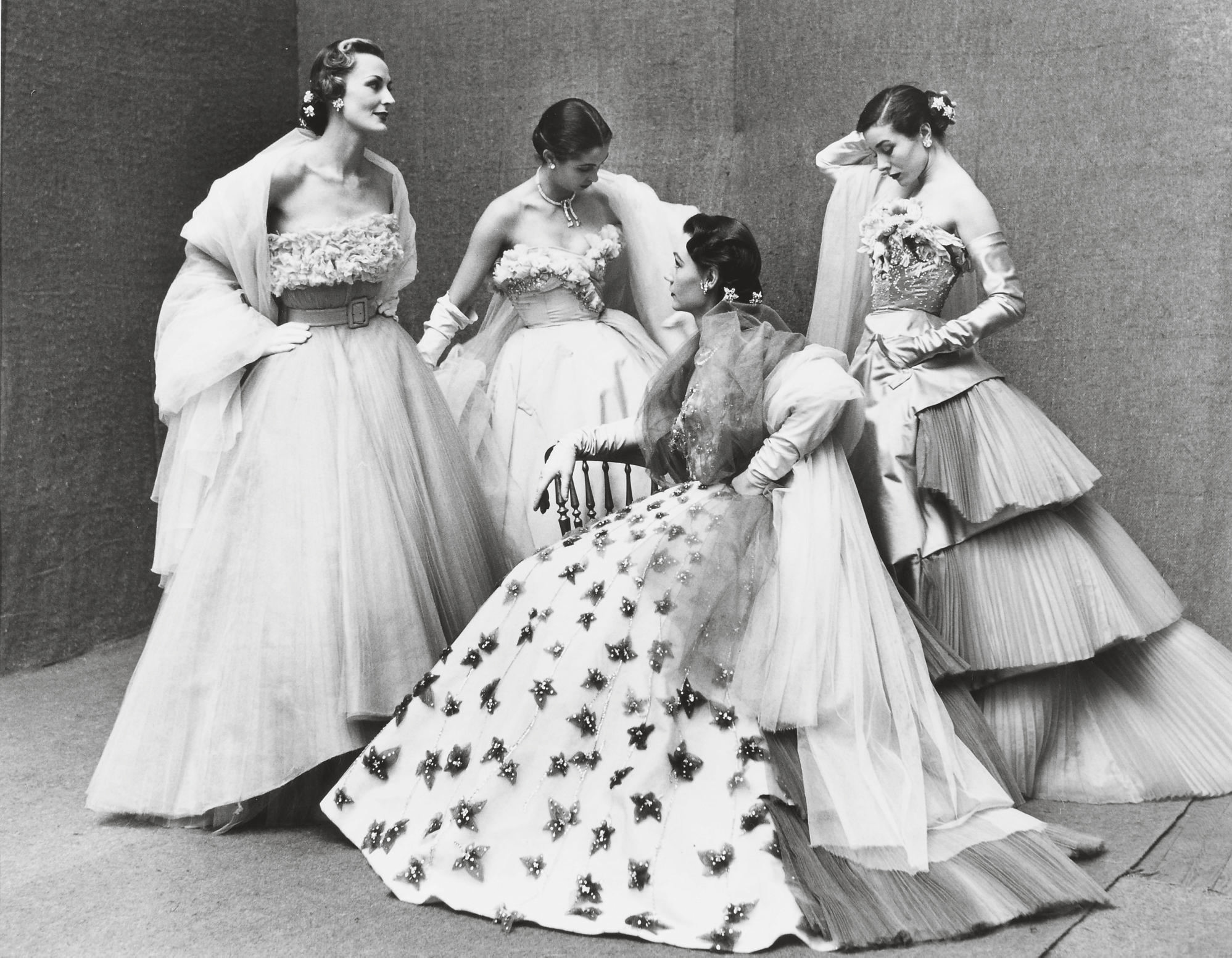 Fashion, Paris, 1949