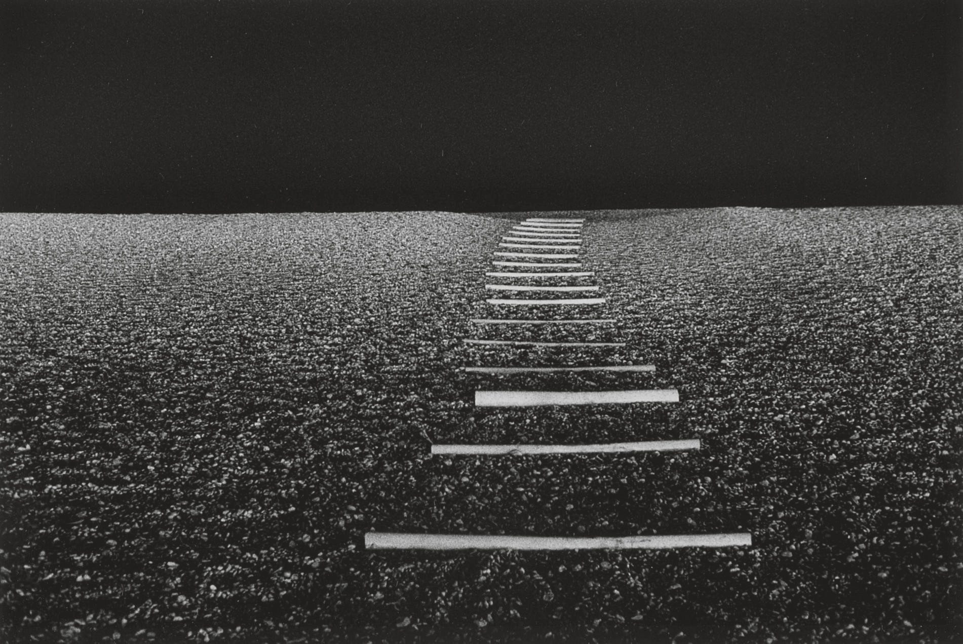 Beach Path, Hastings, Sussex, England, 1984