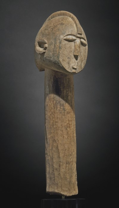 A LOBI HEAD