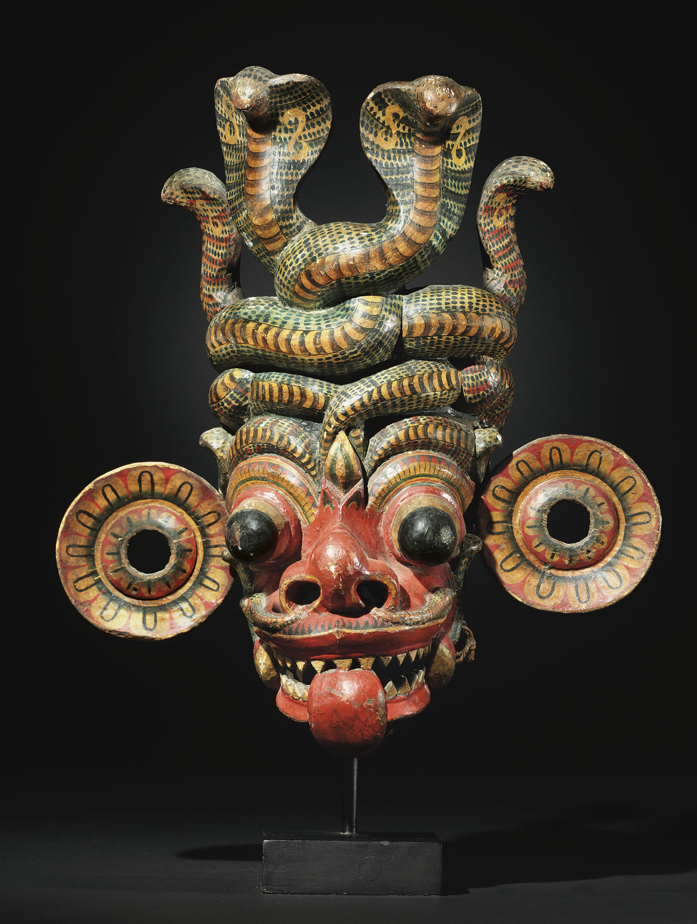 A SRI LANKA MASK