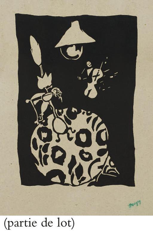 JEAN POUGNY (1894-1956)
