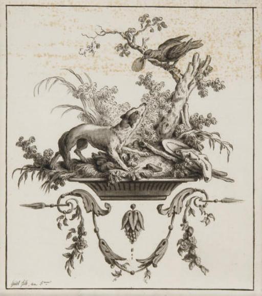 JEAN-BAPTISTE HUET (1745-1811)