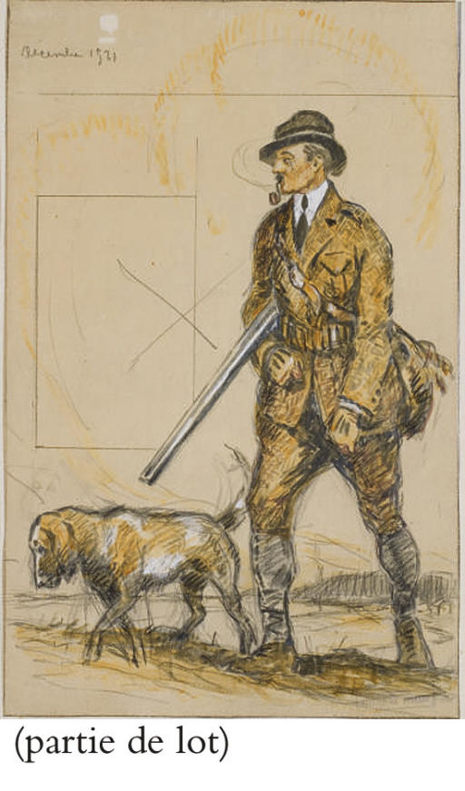 EDMONT EDOUARD LAPEYRE (1880-1