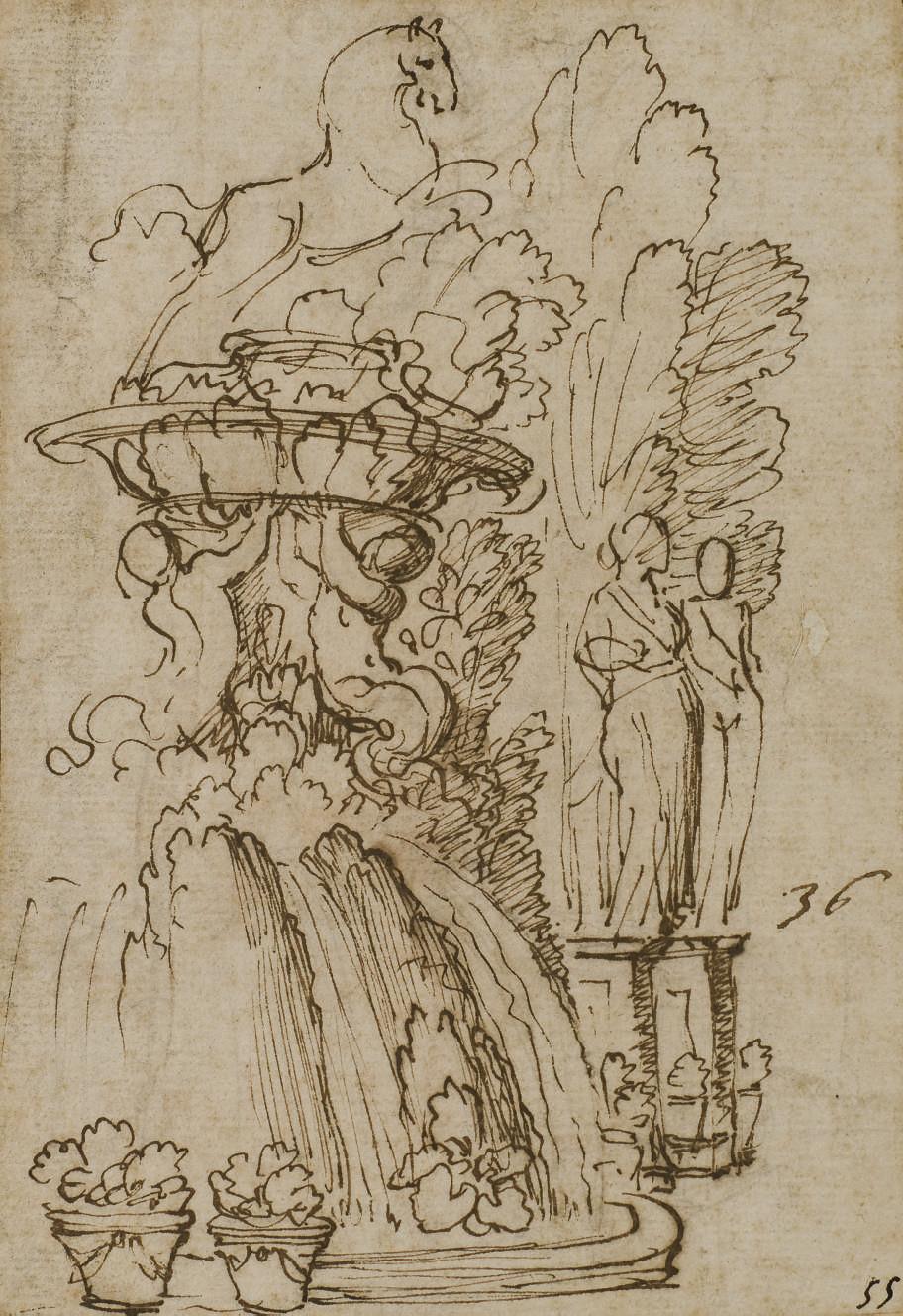 GIOVANNI FRANCESCO GRIMALDI, IL BOLOGNESE (BOLOGNE 1606-1680 ROME)