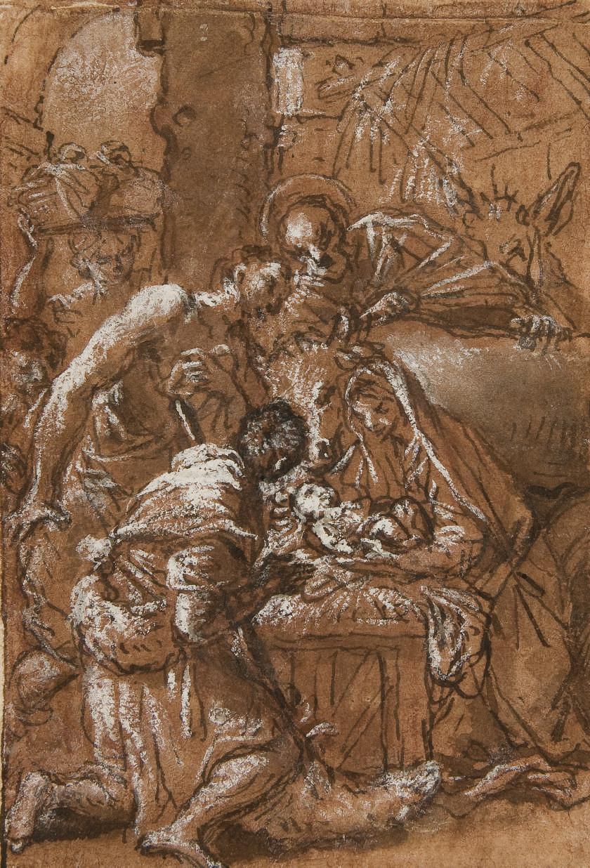 GIUSEPPE PASSERI (ROME 1654-1714)