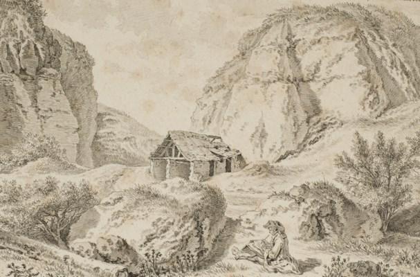 JOHANN-GEORG WILLE (BIEBERTHAL