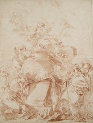 ANDRE LE BRUN (PARIS 1757-1811
