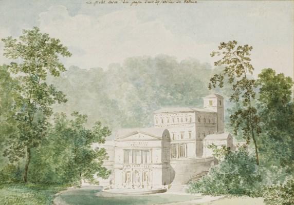 PIERRE-FRANCOIS-LEONARD FONTAI