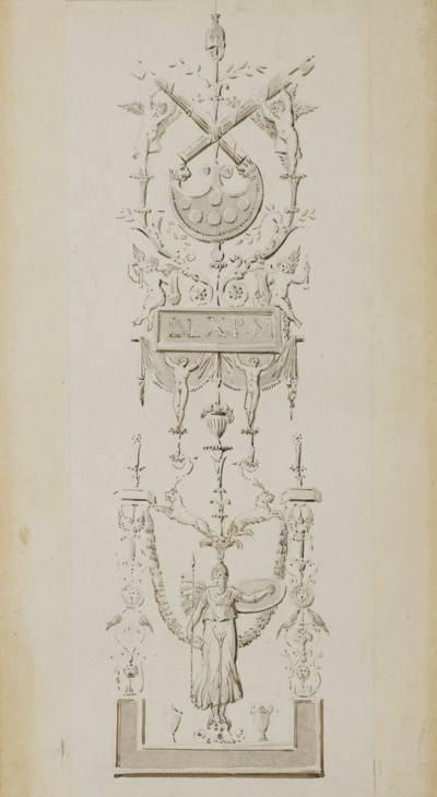 CHARLES PERCIER (PARIS 1764-18