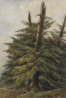 EUGENE CICERI (PARIS 1813-1890