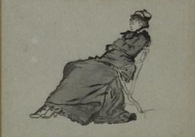 JACQUES-JOSEPH TISSOT, DIT JAMES TISSOT (NANTES 1836-1902 BU