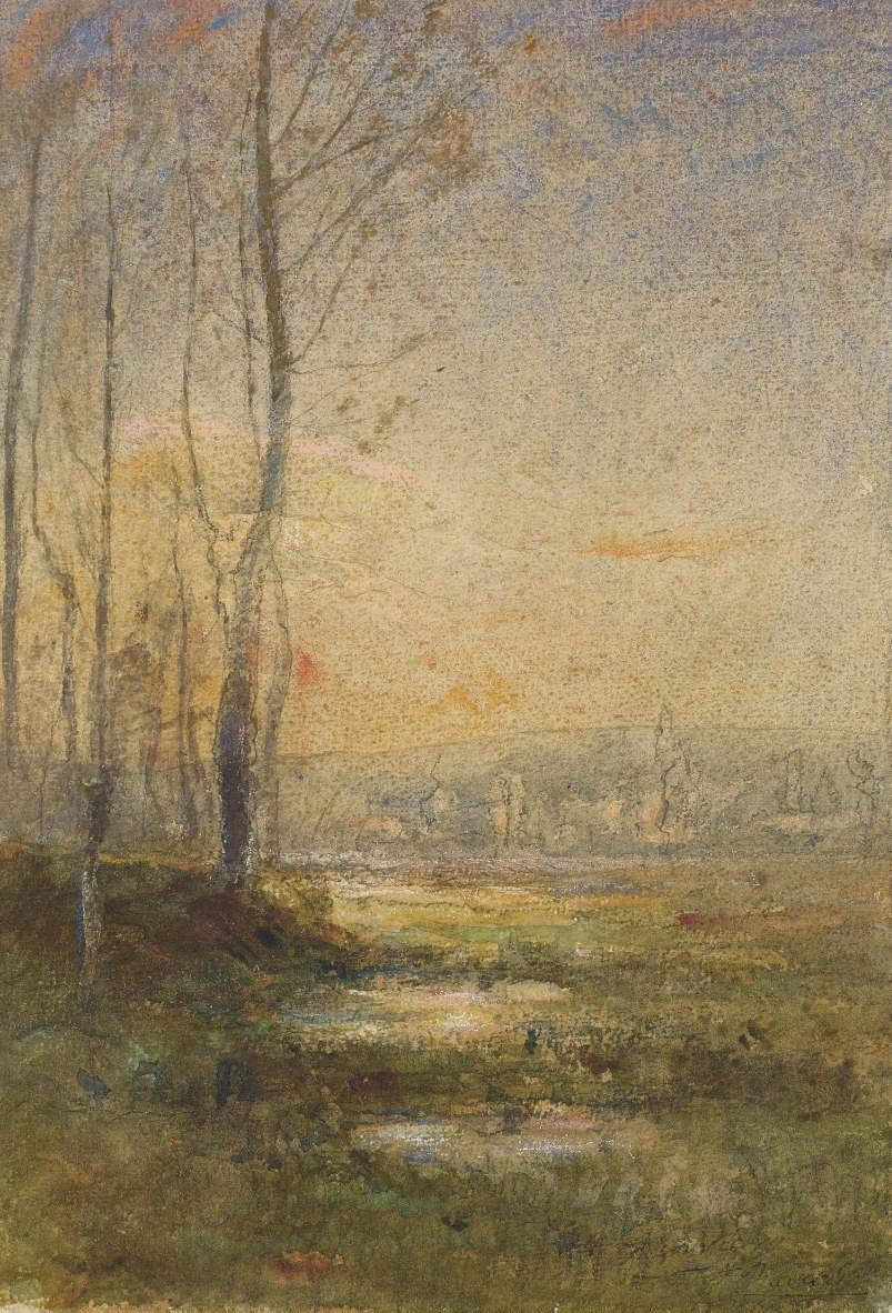 FRANCOIS-AUGUSTE RAVIER (LYON