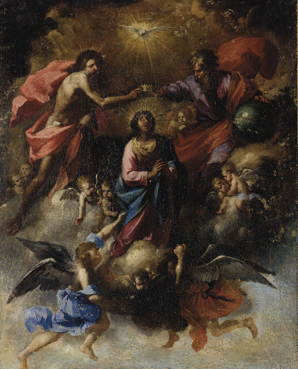ATTRIBUE A GIUSEPPE PASSERI (ROME 1654-1714)