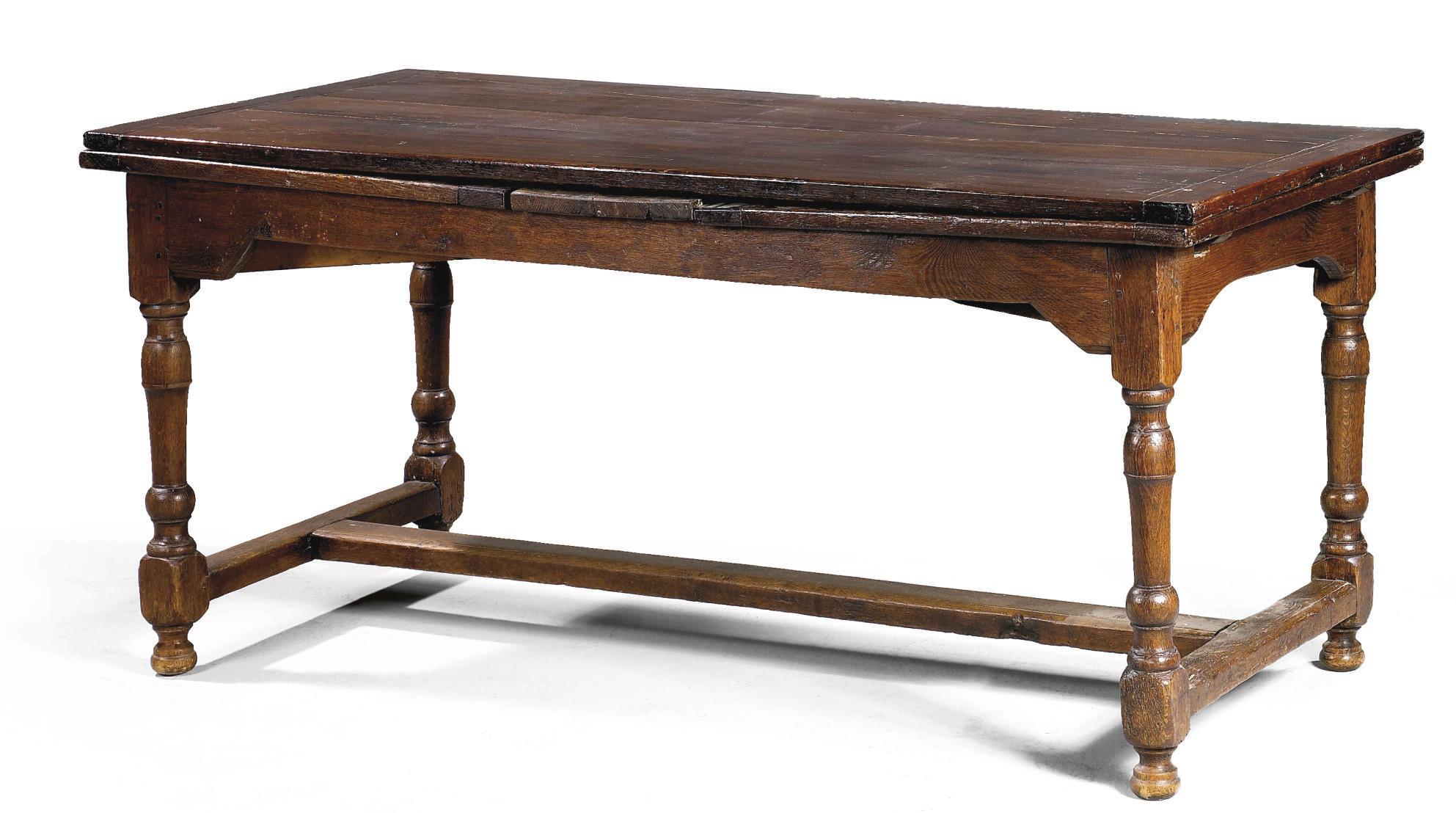 TABLE DU XVIIIEME SIECLE